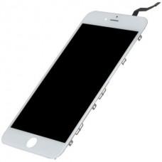 Display cu touchscreen si rama Apple iPhone 6 (4.7) alb