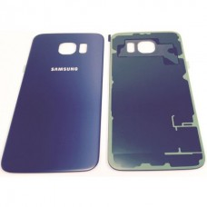 Capac baterie Samsung SM-G925F Galaxy S6 edge albastru Original